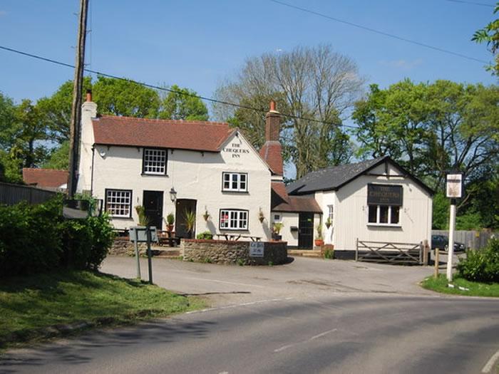 Chequers Inn Rowhook West Sussex Horsham Pub Guide