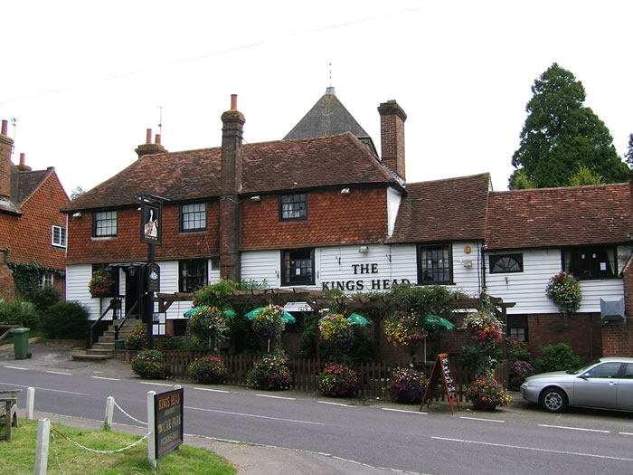 Kings Head in Rudgwick