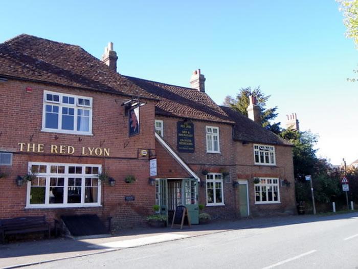 Red Lyon Slinfold West Sussex Horsham Pub Guide